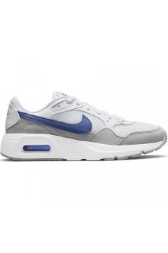 Nike CZ5358 101 Air Max SC GS Bianco Grigio Royal Francesine e Sneakers CZ5358101