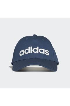 Adidas GN1989 Cappellino Daily Cappello con Visiera Blu Accessori Sport GN1989