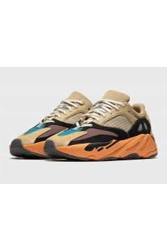 Adidas GW0297 Yeezy Boost 700 43 1/3 - US 9.5 UK 9 Enflame Amber  Scarpe Sport GW0297