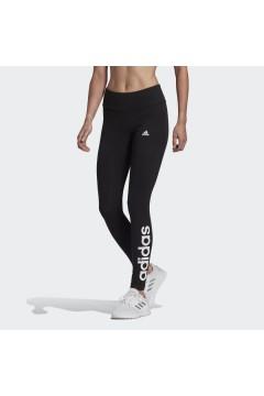 Adidas GL0633 Leggins Essential con Logo Nero Abbigliamento Sportivo GL0633