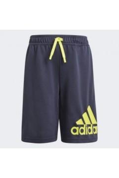 Adidas GN1484 Short Ragazzi Designed-2 Move Blu Abbigliamento Bambino GN1484